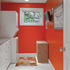 laundry room by Broadmore Builders, LLC