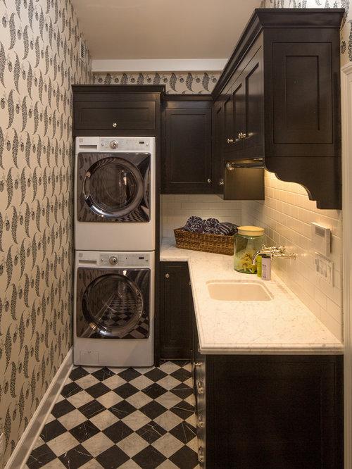 Narrow Laundry Room Houzz