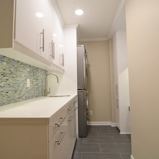 Laundry Room and coat room