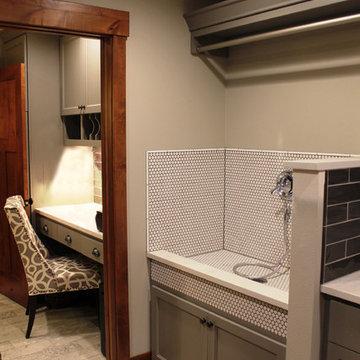 Laundry Room & Dog-Wash Station