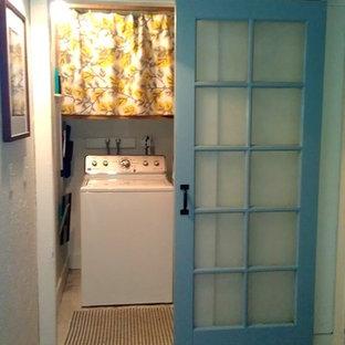 Laundry Room / Barn Door Makeover