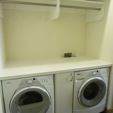 Traditional Laundry Room by Atlanta Closet & Storage Solutions