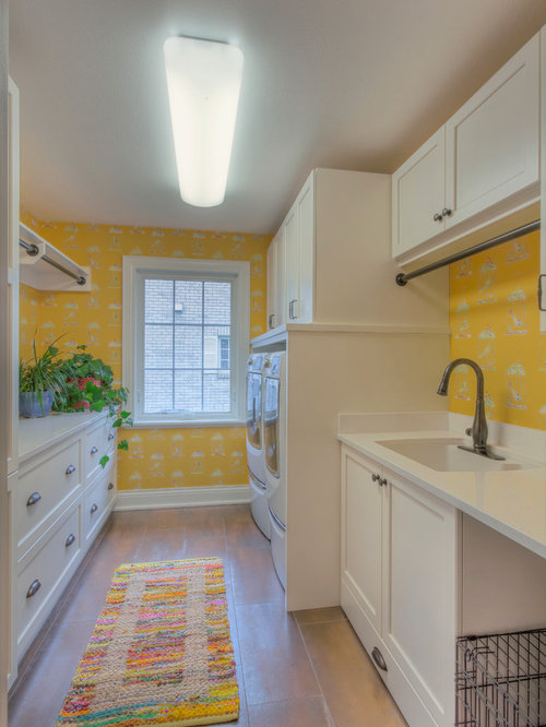 Shabby Chic Style Other Laundry Room Design Ideas