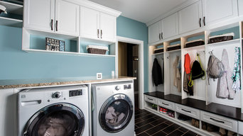 Laundry Room Cabinets | Laundry Storage