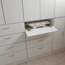 Contemporary Laundry Room by Closet America