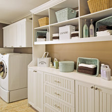 traditional laundry room by Closet & Storage Concepts