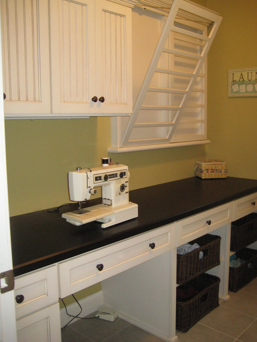 Laundry Sewing Room Home Design Ideas, Pictures, Remodel ...
