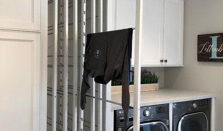 7 Stylish Ways to Dry Your Laundry In a Small Apartment