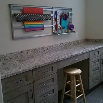 Laundry Room/Gift Wrap Station