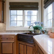 Traditional Laundry Room by Haggart Luxury Homes