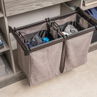 Laundry Room Hamper Basket
