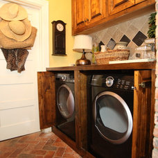 Traditional Laundry Room by Acme Doors