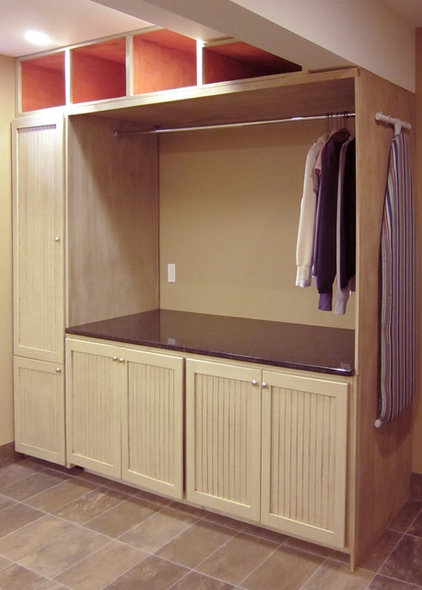 Traditional Laundry Room by Home Design Center