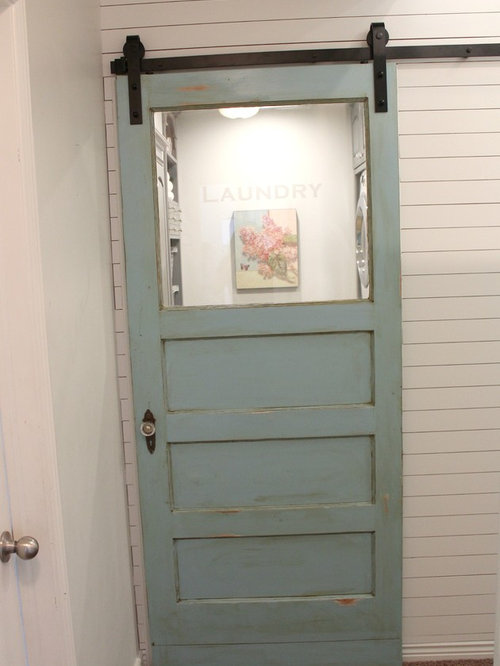 Inspiration For A Beach Style Laundry Room Remodel In Salt Lake City