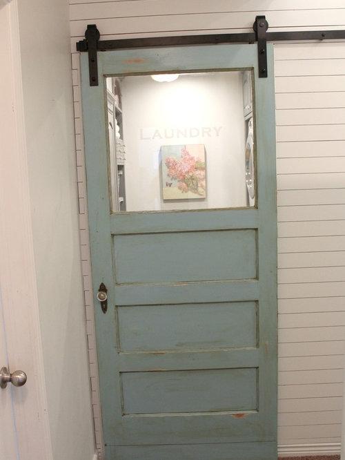 Decorative Glass Laundry Room Door Home Design Ideas