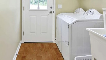 Laundry room in WA