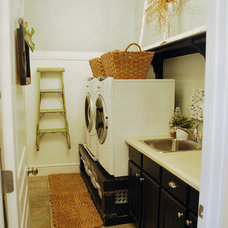 Traditional Laundry Room Laundry Room