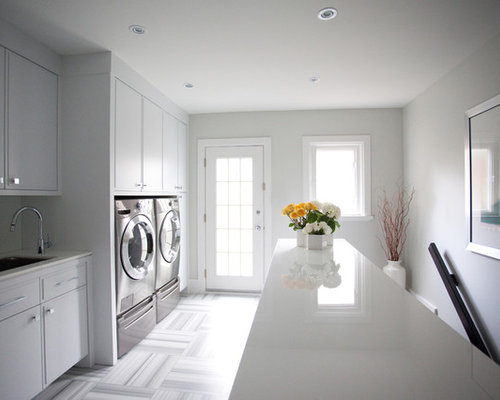 Modern Laundry Room Design Ideas, Renovations & Photos
