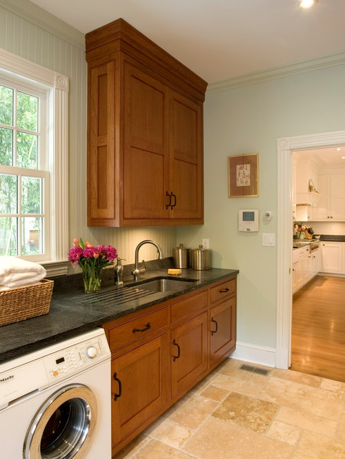 Laundry Room Off Kitchen Houzz