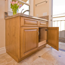 Contemporary Laundry Room by Bill Fry Construction - Wm. H. Fry Const. Co.