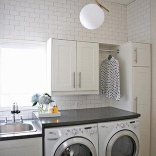 75 Most Popular Modern Toronto Laundry Room Design Ideas