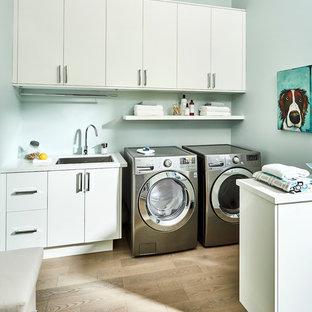 Laundry Room   Nostalgia   Authentik   Red Oak   Wire Brushed