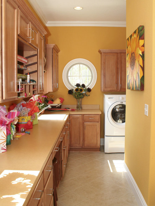 Laundry room colors home design ideas pictures remodel - Laundry room color ideas ...