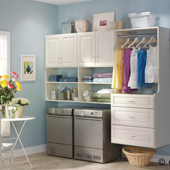 laundry room by The Stow Company