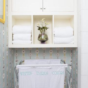 Laundry Room - Organized