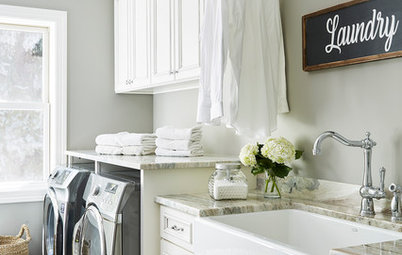 40 Laundry Rooms to Love
