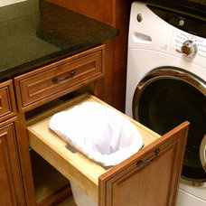 Traditional Laundry Room by Sterling Construction, Inc.