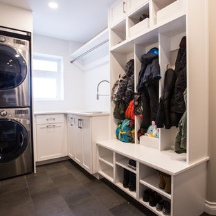 Laundry Room Renovation - Finished Product