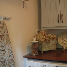 Traditional Laundry Room by Hydrangea Home