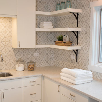 Laundry Room Renovation in West Dundee, IL