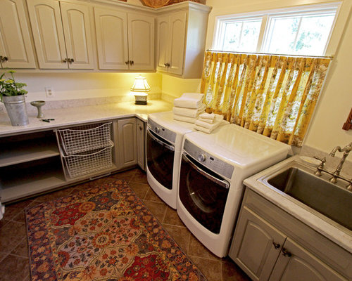 Laundry Room Silestone Quartz Countertops ~ Akron, OH
