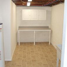 Modern Laundry Room by Splendid Enterprises