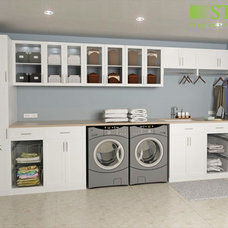 contemporary closet organizers by STOR-X Richmond Delta