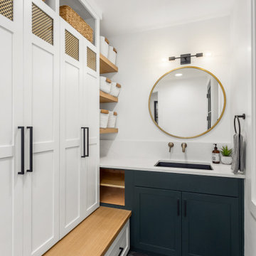 Laundry Room | Thousand Oaks | Complete Remodel