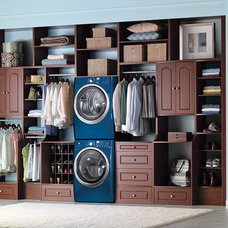 Contemporary Laundry Room by Designer Appliances