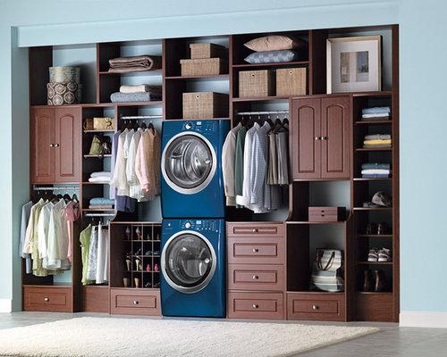 Closet Washer Dryer | Houzz