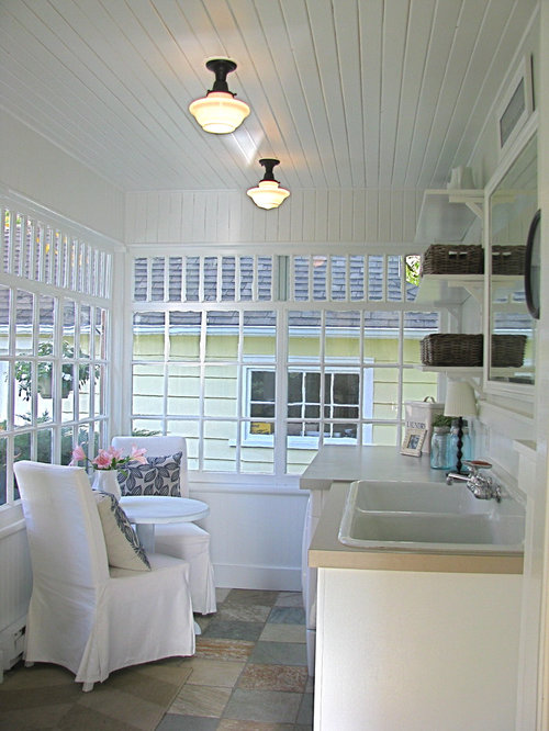 Vintage Laundry Room Home Design Ideas, Pictures, Remodel and Decor