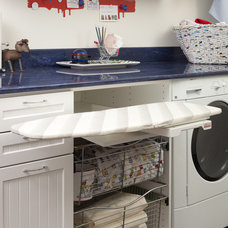 Traditional Laundry Room by The Closet Works, Inc.