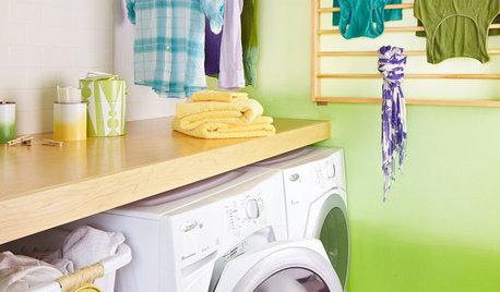 Trasformare Lavanderia In Bagno : Parla l esperto come pianificare l angolo lavanderia in casa vostra