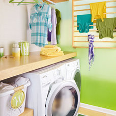 Modern Laundry Room by Lowe's Home Improvement