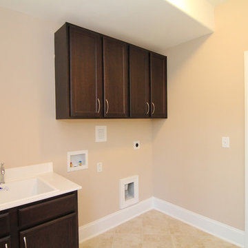 Laundry Room with Sink Ideas