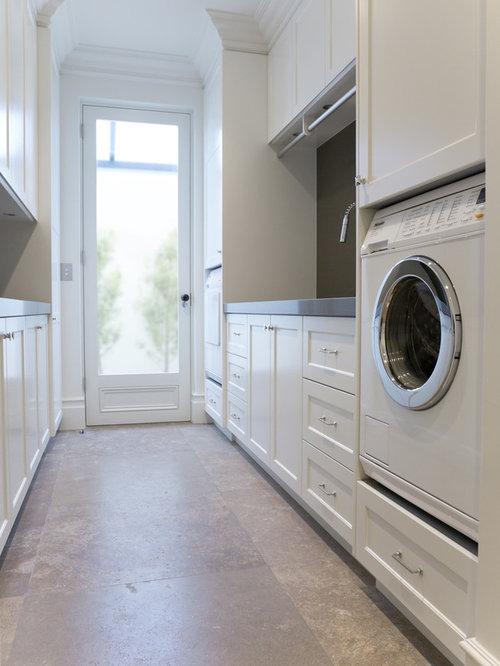 Best Hallway Laundry Design Ideas & Remodel Pictures   Houzz
