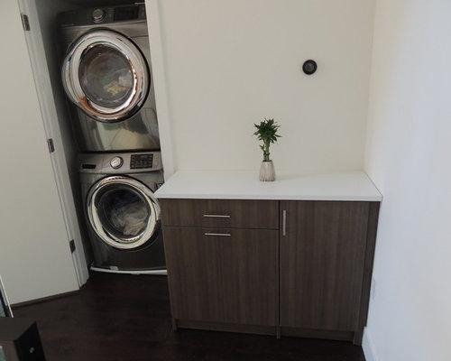 Tilt Out Hamper Laundry Room Design Ideas Remodels Amp Photos