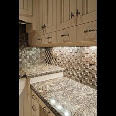 Laundry Room by Cameo Homes Inc.