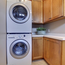 Laundry Room by Highmark Builders