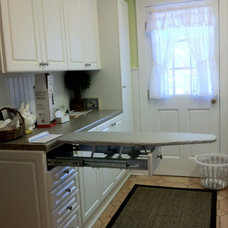 Traditional Laundry Room by Katie's Closets LLC